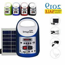 Portable Generator Solar Panel Power Inverter Electric Gener