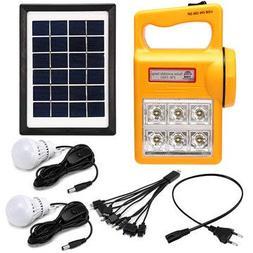 Portable Solar Panel Efficient Foldable Waterproof Flex - 1P
