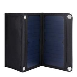 OUTAD 15W Portable USB Port Solar Panel Charger Ultra Thin U