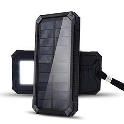 Renogy Solar Power Bank 15000mAh Charger Portable Outdoor Wa