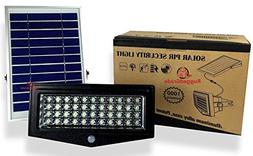 High Power 1000 Lumen Solar Motion LED Flood Light – 10 wa