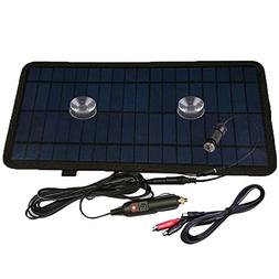 power solar panel battery charger