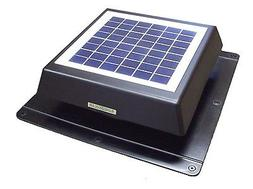 Rand Solar Powered Attic Fan-8 Watt-W Roof Top Ventilator NE