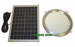 Rand 10W Solar Powered LED Skylight/Panel/Tube/Solatube/Sky
