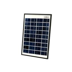 ALEKO PP10W12V 10 Watt 12 Volt Polycrystalline Solar Panel f
