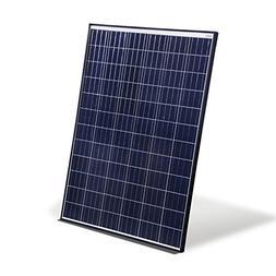 ALEKO PP250W12V 250 Watt 12 Volt Polycrystalline Solar Panel