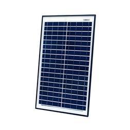 ALEKO PP25W12V 25 Watt 12 Volt Polycrystalline Solar Panel f