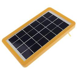 MonkeyJack 3W 6V 500mA PV Power Panel Polycrystalline Silico