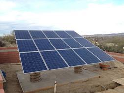4480 Watt PV+SMA Inverter, Grid-Tied Solar Power Kit by Sol