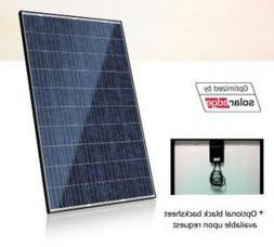 Hanwha Qcells 280W Poly BLK/WHT Solar Panel - Pack of 4