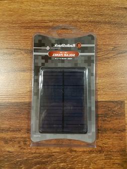 """RadioShack 1W Watt Solar Panel 9V 4.33"""" x 3.15"""" x 0.125"""" wit"""