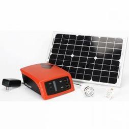 ReadySet 15-watt Solar Power System