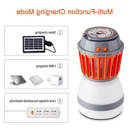 Cywulin Rechargeable Mosquito Killer Insect Pest Bug Zapper