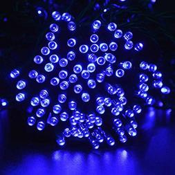 Remote control Outdoor Solar Powered String Light Christmas