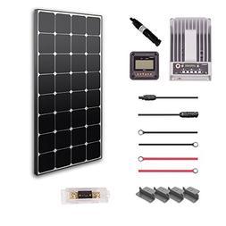 Renogy 100 Watt Eclipse 12 Volt Solar Premium Kit