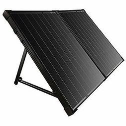 Renogy Foldable Solar Panels Suitcase Kit 100W Mono Without