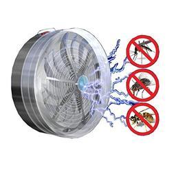 Mosquito Repellent,Spbamboo Solar Portable UV Light Mosqui