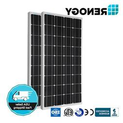 rng 100dx2 monocrystalline photovoltaic pv