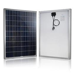 Renogy RNG-100P 100W Polycrystalline Photovoltaic PV Solar P