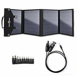 Foldable 60W Solar Panel Charger for Suaoki/Jackery Explorer