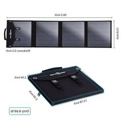 rockpals rp 02 60w solar panel charger