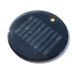 Sunnytech® 10pcs 0.16w 4v Round Shape Mini Solar Panel Modu