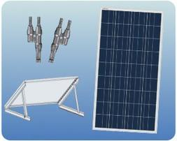 Colorado Solar RV100-12TE RV Solar Panel Charging Expansion