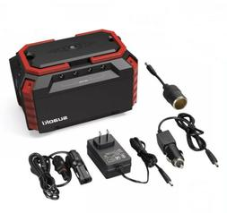 Suaoki S270 150W Portable Solar Power Generator Supply Energ