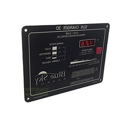Blue Sky Energy SC30 PWM 30 Amp Charge Controller, 30 Amp 12