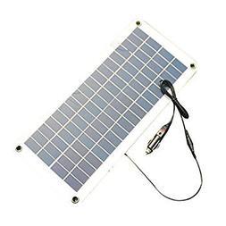 TOOGOO Semi-flexible 18V/5V 10.5W Portable Solar Panel Charg