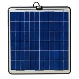 Ganz Eco-Energy Semi-Flexible Solar Panel - 30W Marine , Boa