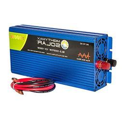 Mighty Max Battery 12V 1000 watt Pure sine Wave Inverter for