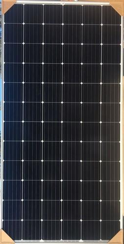 solar 335w monocrystalline 72 cell solar panel