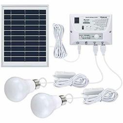SUAOKI Solar & Wind Power Parts Accessories Panel System Lig