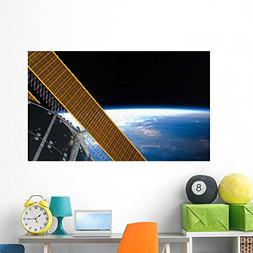 Solar Array Panels International Wall Mural by Wallmonkeys P