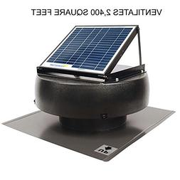 U.S. Sunlight 20 Watt Solar Attic Fan
