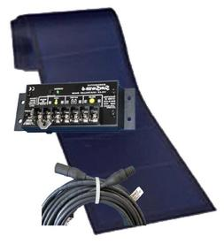 272 watts Solar Battery Charger Kit for 24V batteries. Inclu
