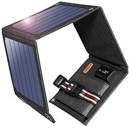 Suaoki Solar Battery Chargers & Charging Kits 14W Portable F