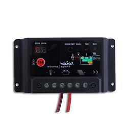 Sun YOBA Solar Charge Controller Solar Controller 30A 12V 24