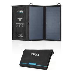 Solar Charger Anker 15W Dual Ports USB PowerPort Solar Lite