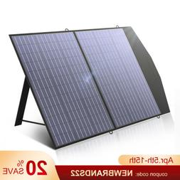 ALLPOWERS Solar Charger 18V100W Foldable Solar Panel Portabl