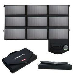 Solar Charger, ALLPOWERS 60W Foldable SunPower Solar Panel (
