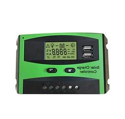 HP95 Solar Charger Controller 20A/30A Solar Panel Controller