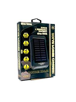 Solar Charger 8000mAh, Foresight Technologies Waterproof Sol