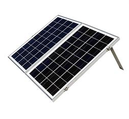 ECO-WORTHY 40W 12V Solar Charger Kits Portable Folding Solar