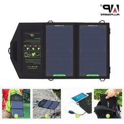 ALLPOWERS Solar Charger Panel 10W 5V Portable Power Battery