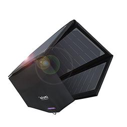 imuto 36W Solar Charger Solar Panel with 5V 2.7A USB Output