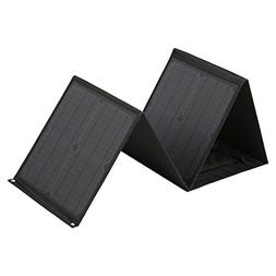 Quesvow Solar Charger 80W Portable Solar Panel Foldable High