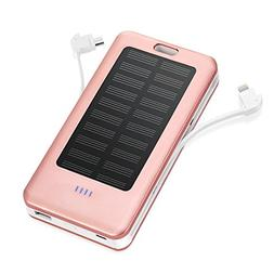 Solar Charger BNY 10000mAh Outdoor Charger Solar Power Bank
