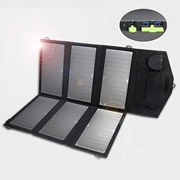 ALLPOWERS 18V 36W Solar Charger  SunPower Solar Panel Charge